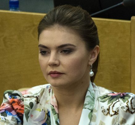 Kabaeva The Database Putin S List