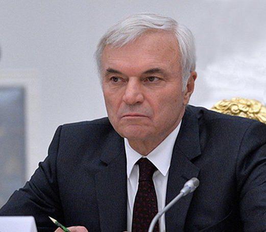 "Rashnikov – The database ""PUTIN'S LIST"""