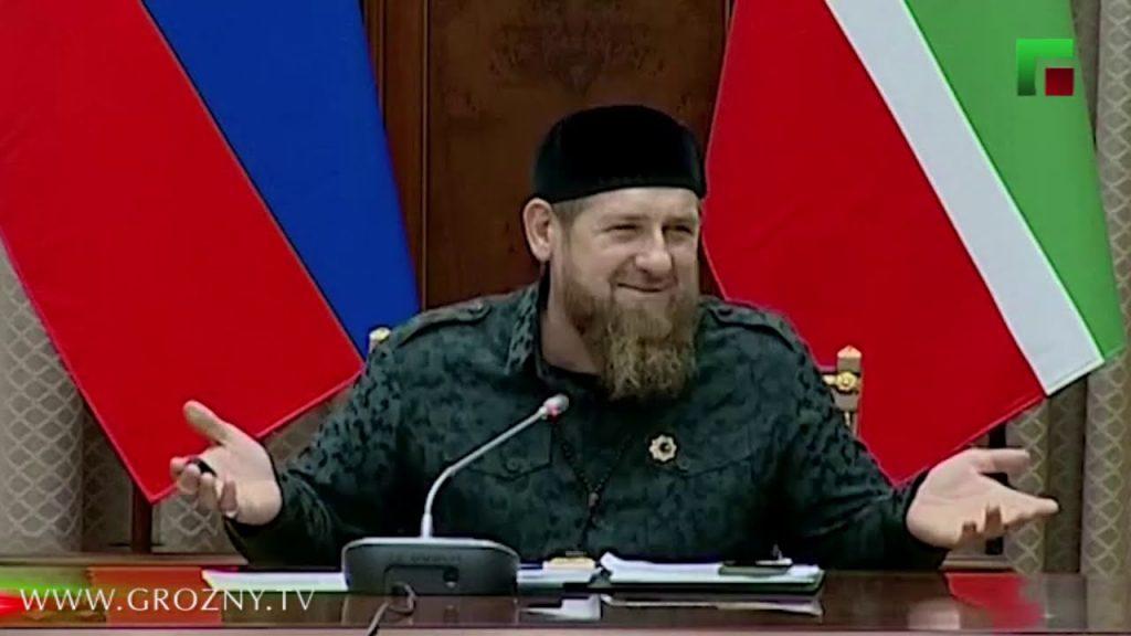 Кадыров обиделся, что ему включили санкции вместо Нобелевской премии мира